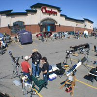 Free solar observing at Kanata-Carleton Cultural Festival