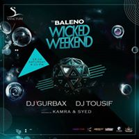 Wicked Weekend at Sanctum with DJ Tousif
