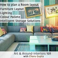 Art and Around Interiors 101