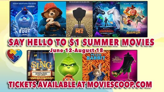 MovieScoops 1 Summer Series The Grinch