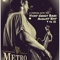 Vicky Grady Band