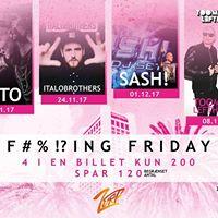 Italobrothers feat Tuborg - Fucking Friday