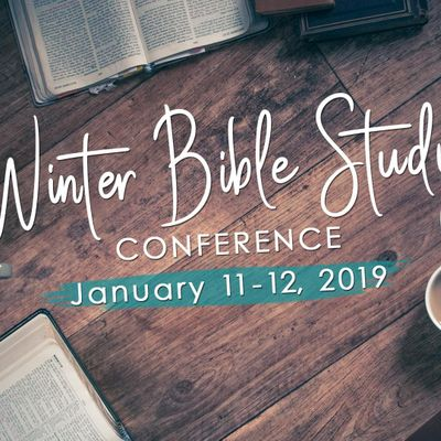 Winter Bible Study Conference 2019 at Anderson University ...