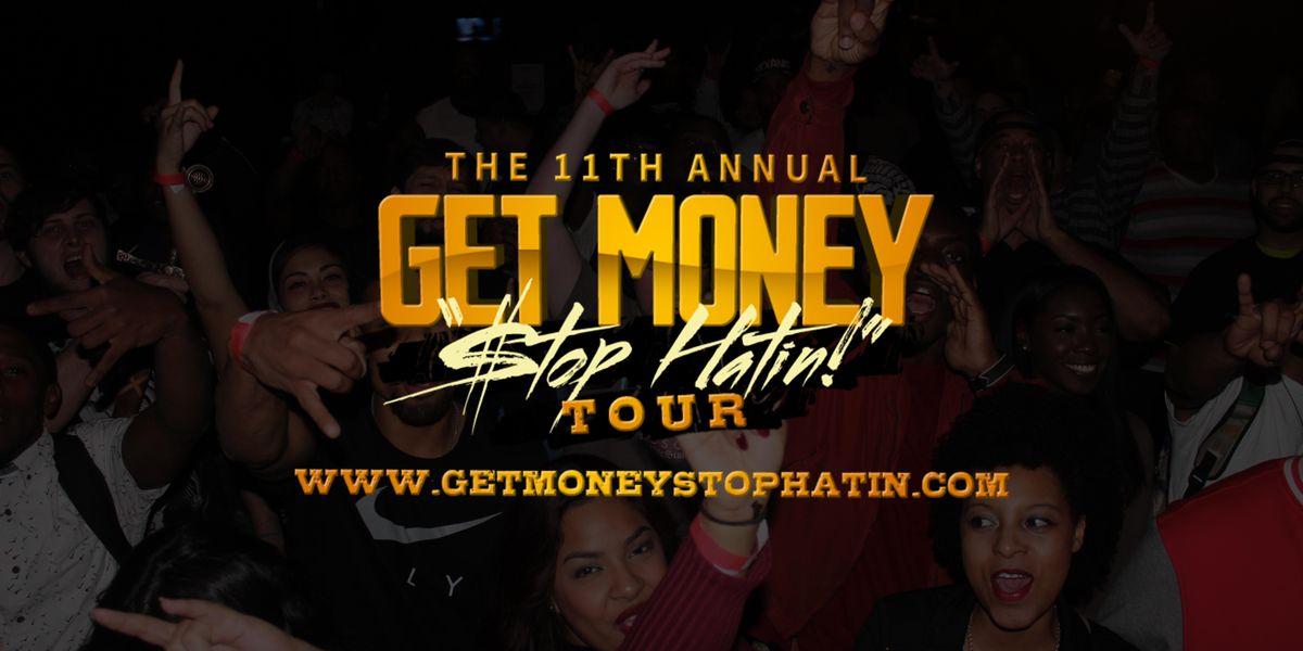 GMSH Tour  May 13th at One Love Lounge (Arlington)