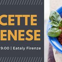 Ricette del senese  Corso di cucina da Eataly Firenze