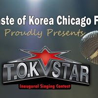 Taste of Korea Inaugural Singing Contest TOK Star
