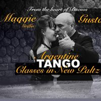 Friday Tango Classes and Milonguita in New Paltz
