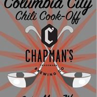 Chapmans First Annual Columbia City Chili Cook-Off