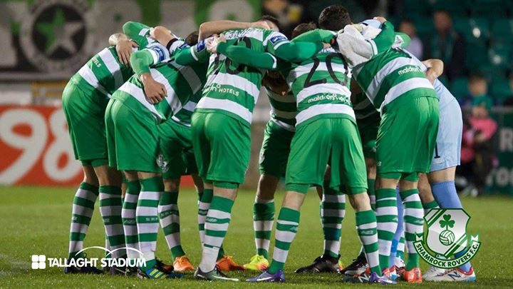 Shamrock Rovers v Dundalk