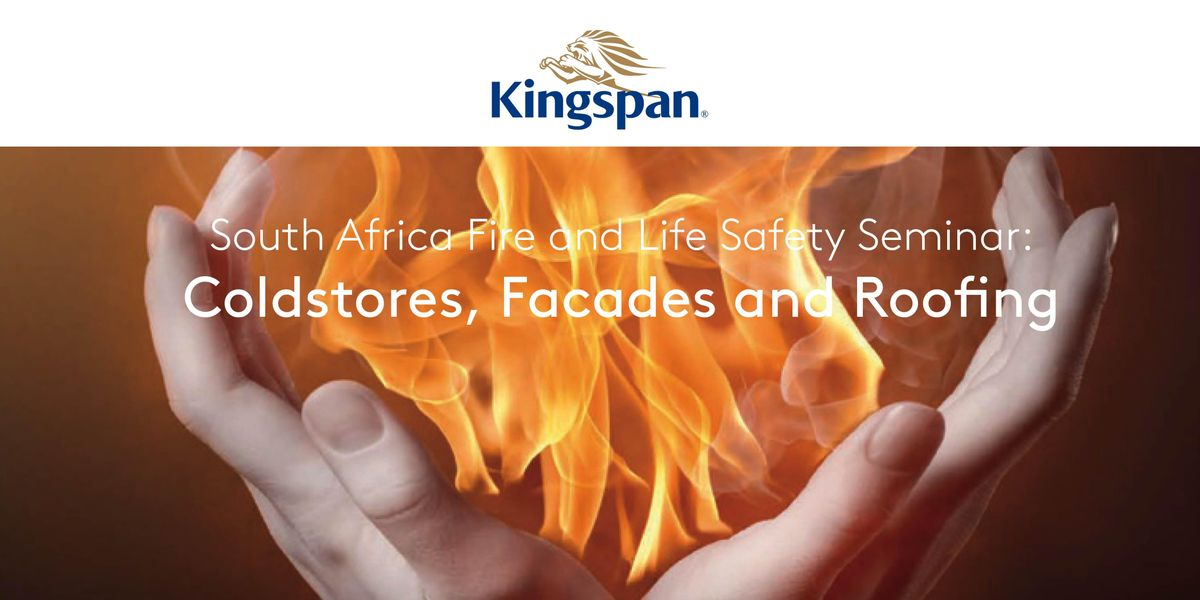 South Africa Fire and Life Safety Seminar - April 2019