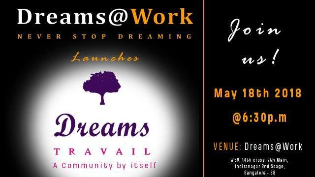 Dreamswork community launch