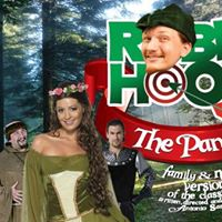 ROBIN HOOD The Panto  Live On Stage Nov 16 - Dec 23