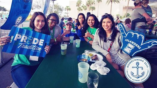 Alumni & Friends Tailgate Party