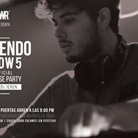 DJ Kendo Show 5 Release Party Ft DJ Jeren