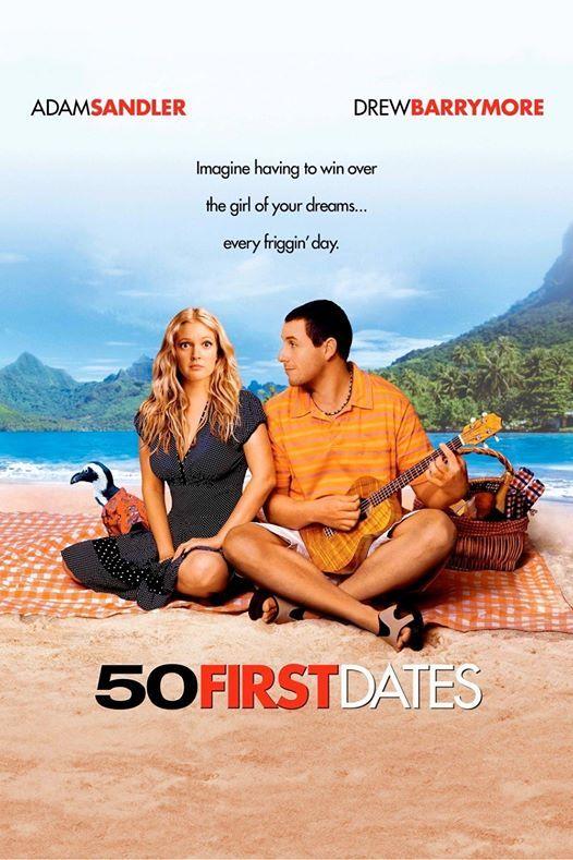 50 First Dates Movie Night