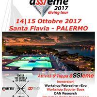 6a tappa aSSIeme Santa FlaviaPalermo 14-15 Ottobre