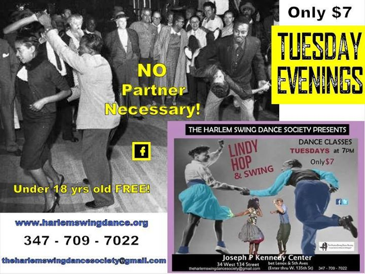 Image result for the harlem swing dance society