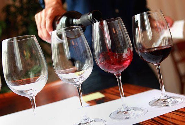 Wine Tasting &amp Mingle Mixer