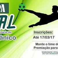 2 Copa Futsal do Jardim Botnico