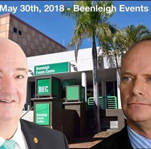BYCC presents Campbell Newman - business breakfast