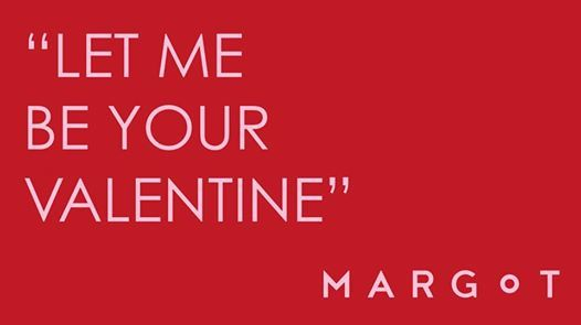 Let me be your Valentine - Margot Store