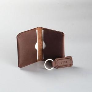 Leather Craft Card Wallet &amp Key Fob Workshop