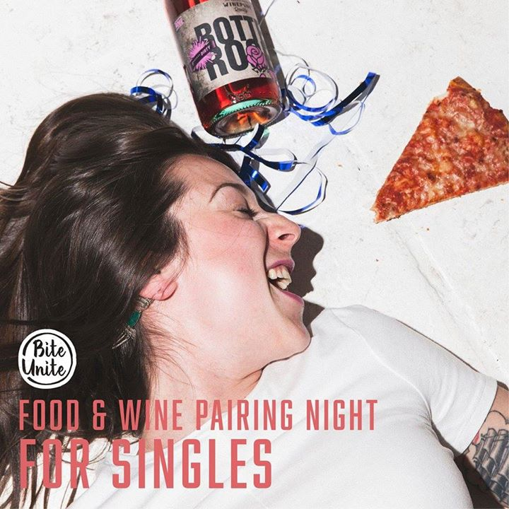 Food and wine pairing night
