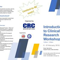 Introduction to Clinical Research Workshop