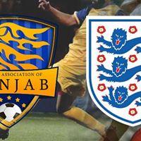 Panjab FA v England C