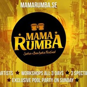 Mama Rumba Festival 28th - 31st March 2019