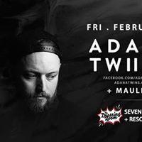 DJ Pierre  Adana Twins