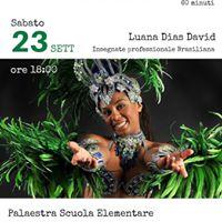 Samba Class 10 con Luana Dias David