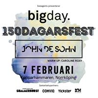 Big Day - 150dagarsfesten - Norrkping