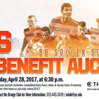SU Mens Soccer Benefit Auction