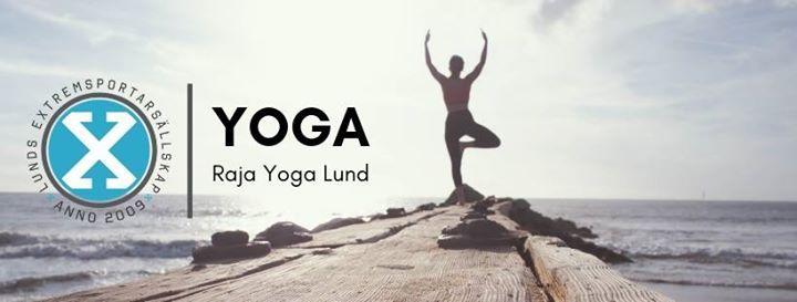 YOGA with LESS! at Raja Yoga LundParadisgatan 1 42d88ad1af204