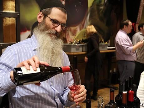 Jewish Week Wine Tasting - General Wine Tasting