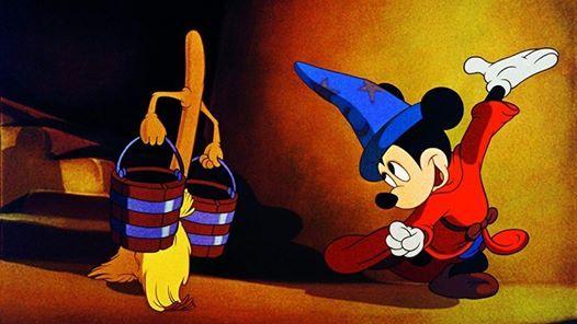 Misti animace Fantazie (Fantasia)