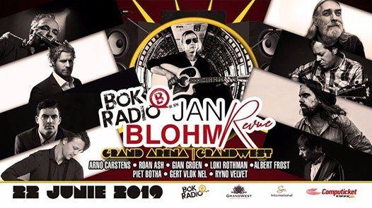 Jan Blohm Revue by Grand Arena