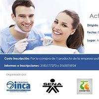 1 Curso actualizacin en Salud Oral Inca - Sena - Codetec