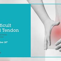 The Difficult Gluteal Tendon Workshop (Sydney)