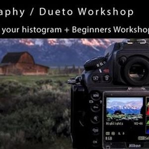 Photography Dueto Workshop  Understanding Histogram