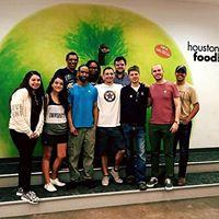 HYR Quarterly Community Service Project Houston Food Bank