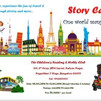 Story Camp-One world many stories