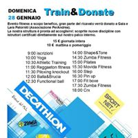 Train&ampDonate