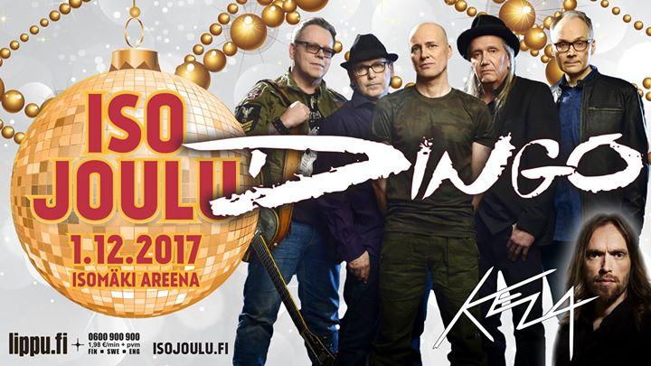 isojoulu 2018 Isojoulu 2017  Dingo & Anssi Kela at Isomäki Areena, Pori isojoulu 2018
