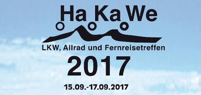 HaKaWe LKW Allrad und Fernreisetreffen