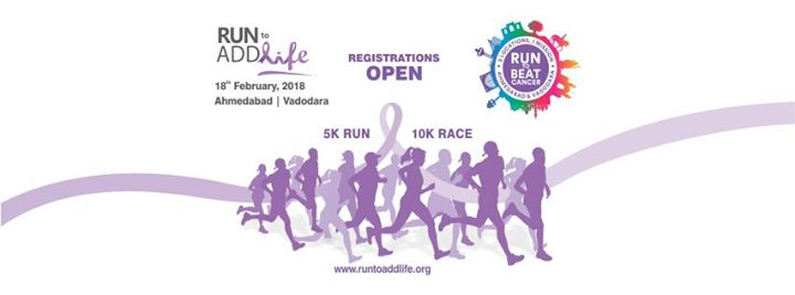 Run to Addlife - Vadodara