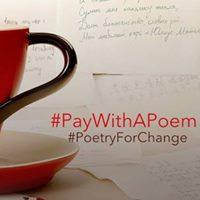 Pay with a poem at TresorBar