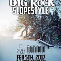 BIG ROCK Slopestyle