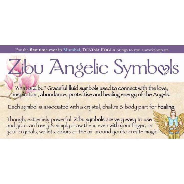 Zibu Angelic Symbol Workshop In Mumbai By Devina Fogla At 501